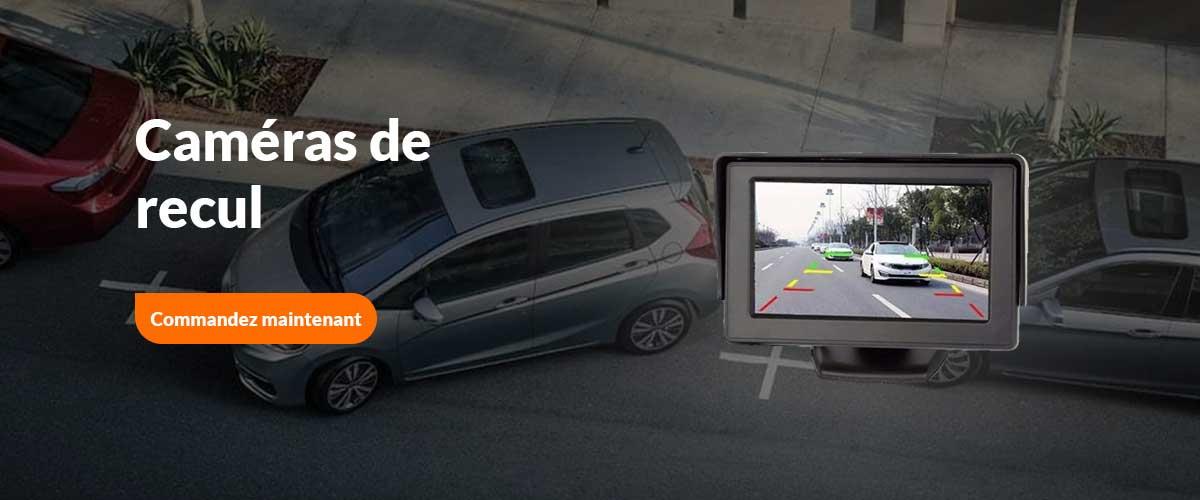 Camera de recule + moniteur TFT LCD 4,3 pouce djibuy djibouti