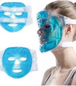 Masque de relaxation à gel