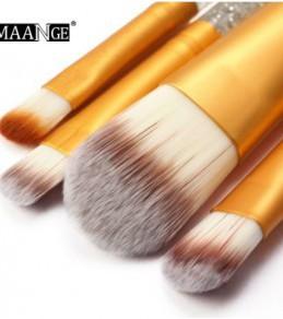 Ensemble 15 Pinceaux de maquillage pour yeux