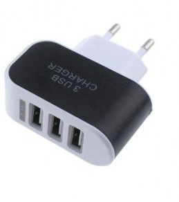 Adaptateur avec 3 port USB en 1