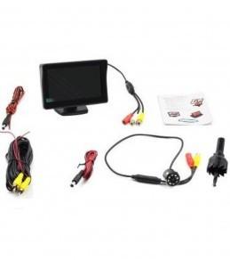 Camera de recule + moniteur TFT LCD 4,3 pouce